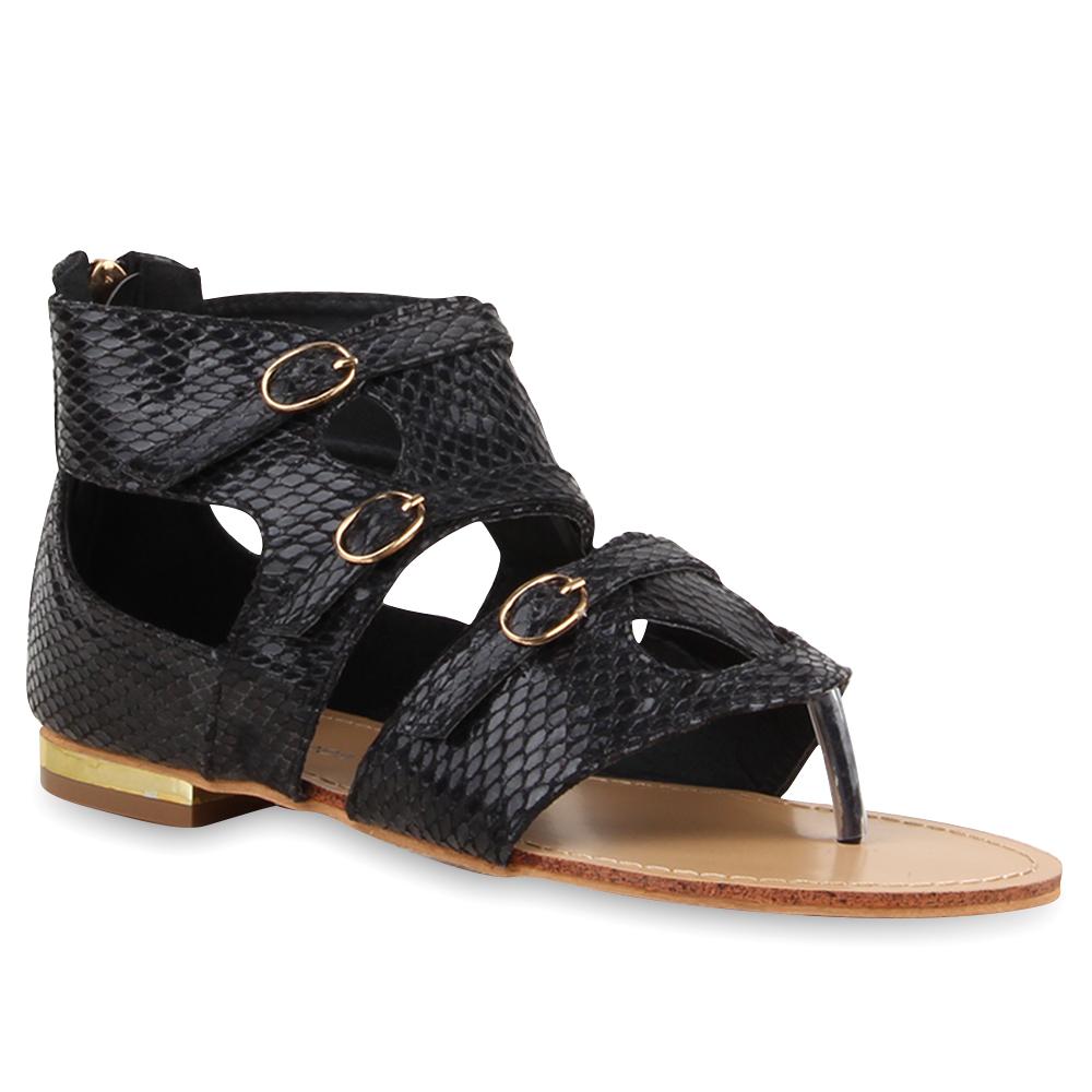 bequeme damen sandalen schuhe 890722 trendy ebay. Black Bedroom Furniture Sets. Home Design Ideas