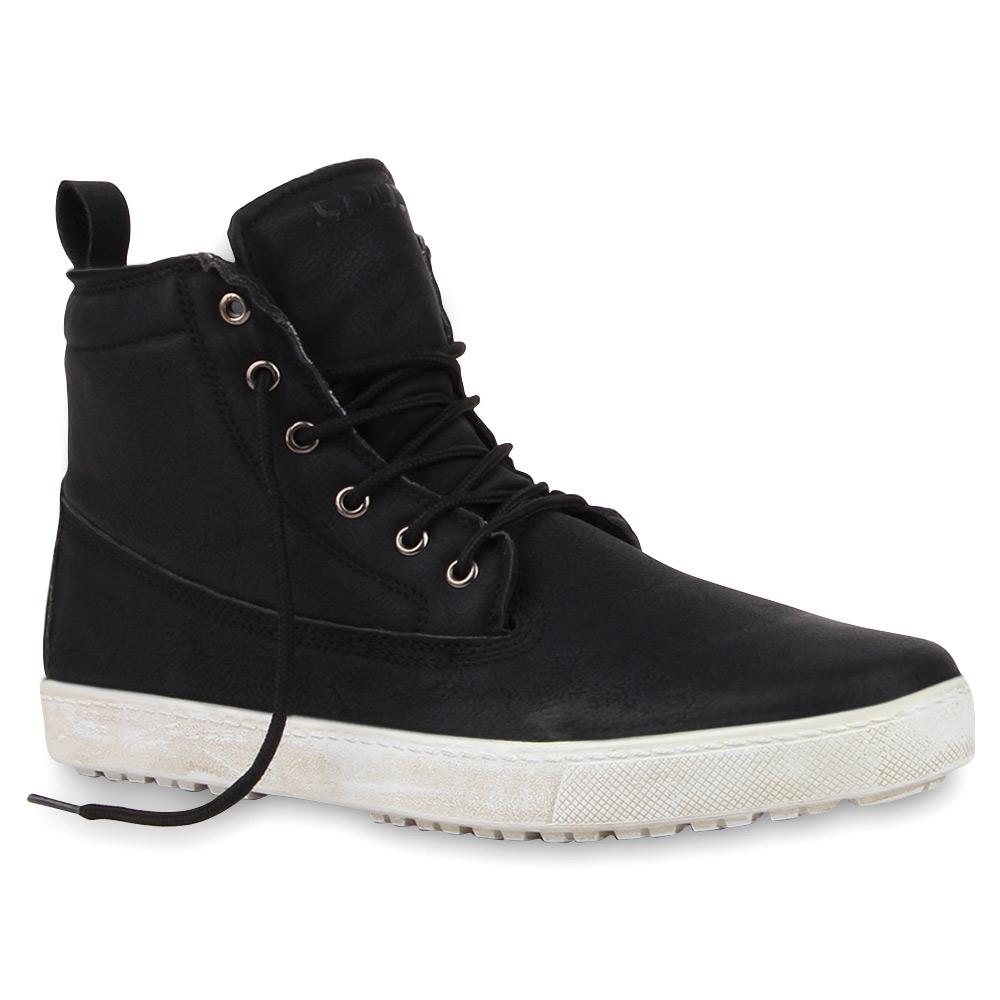 moderne herren sneakers high top denim totenkopf 74041 top ebay. Black Bedroom Furniture Sets. Home Design Ideas