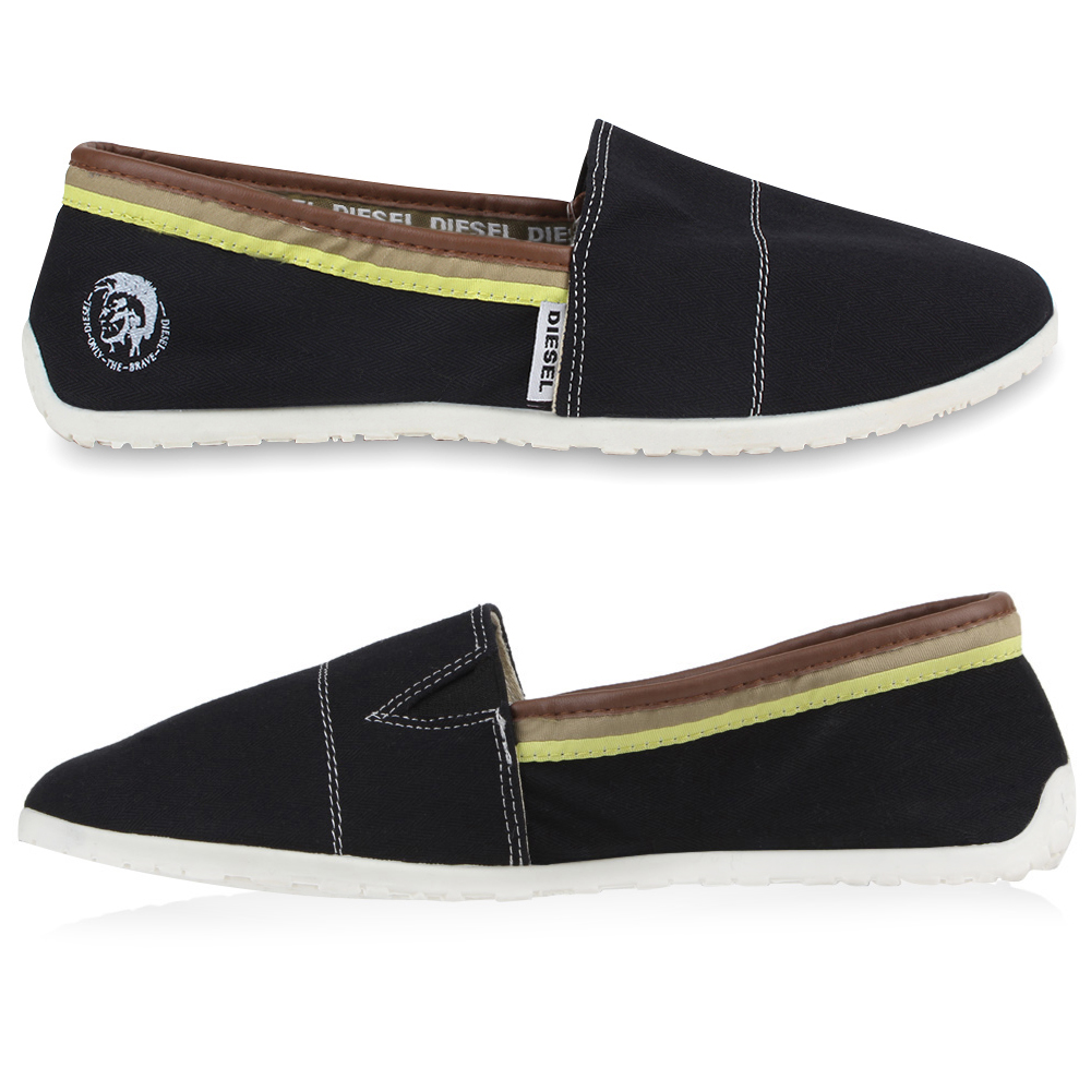 diesel herren sneakers espadrilles slipper sommer schuhe. Black Bedroom Furniture Sets. Home Design Ideas