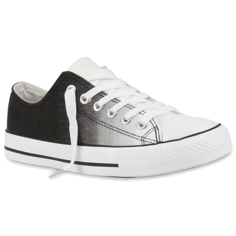 bunte damen sneakers prints sportschuhe schn rer 76949. Black Bedroom Furniture Sets. Home Design Ideas