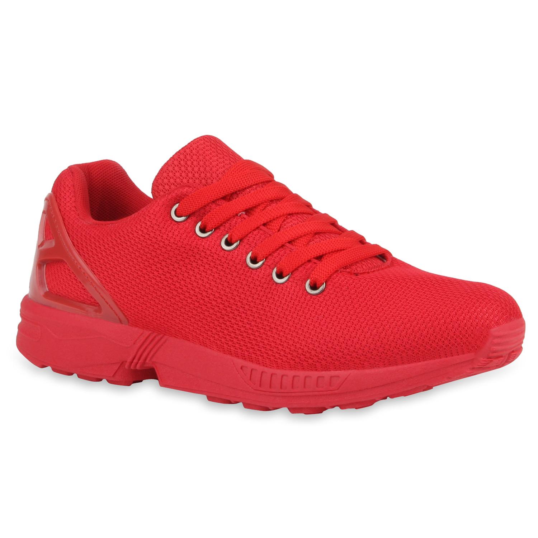 rote herren sportschuhe runners laufschuhe sneakers 77085 top ebay. Black Bedroom Furniture Sets. Home Design Ideas