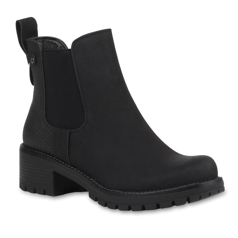 damen stiefeletten chelsea boots blockabsatz schuhe 77129 new look. Black Bedroom Furniture Sets. Home Design Ideas