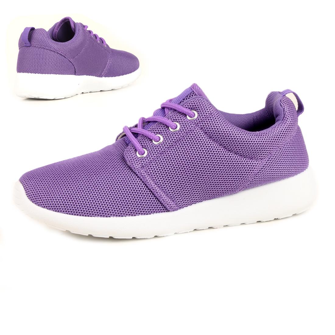 Damen Sportschuhe Trendfarben Runners Sneakers Laufschuhe 77409