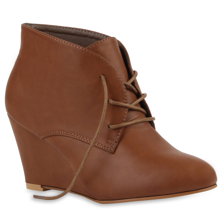 ankle boots mit keilabsatz retro keilabsatz wedges ankle. Black Bedroom Furniture Sets. Home Design Ideas