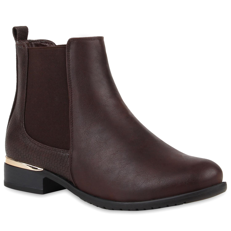 damen stiefeletten chelsea boots london style schuhe 77911 new look ebay. Black Bedroom Furniture Sets. Home Design Ideas