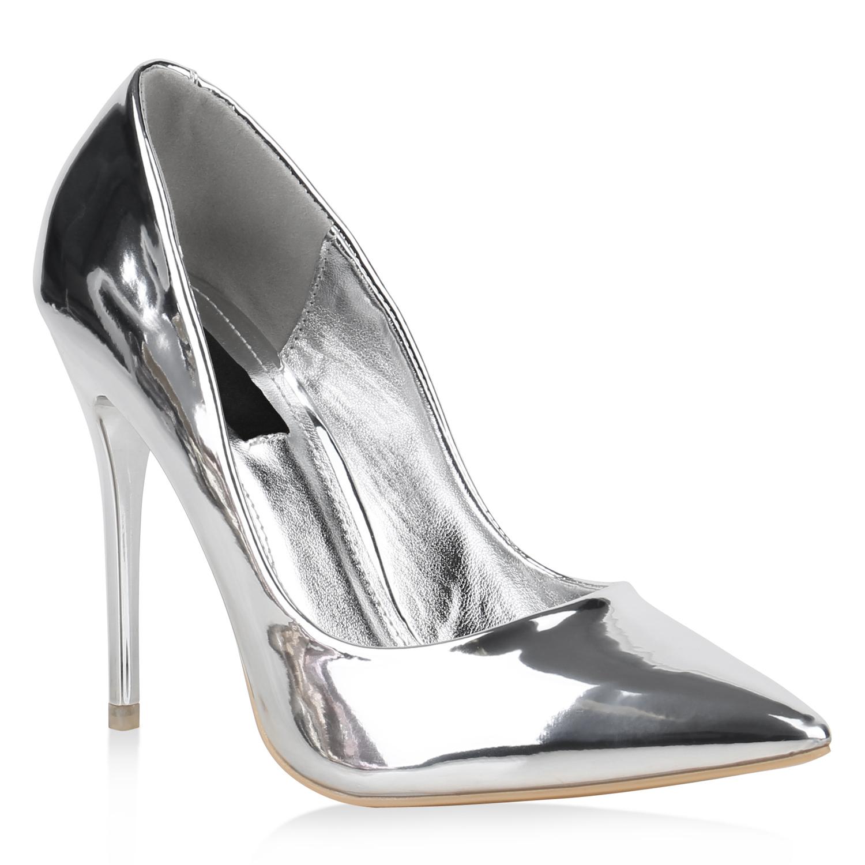 spitze lack pumps stilettos pastell high heels schuhe. Black Bedroom Furniture Sets. Home Design Ideas