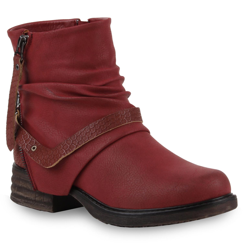 l ssige damen cowboy boots western stiefeletten 70937 stiefel gr 36 41 stylisch ebay. Black Bedroom Furniture Sets. Home Design Ideas
