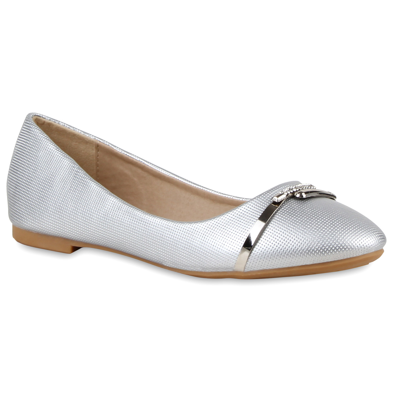 damen ballerinas gr en 36 43 top slipper schuhe 94451 new look. Black Bedroom Furniture Sets. Home Design Ideas