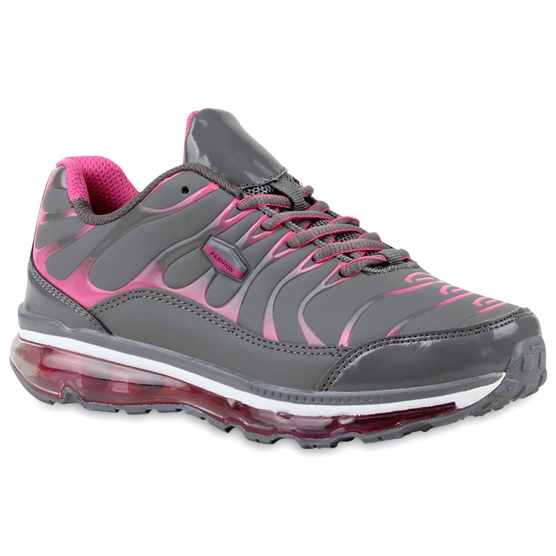 Damen Herren Laufschuhe Runners Sportschuhe Profilsohle Activewear 79730 Trendy