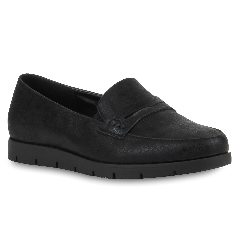 damen loafers metallic slipper helle profilsohle college. Black Bedroom Furniture Sets. Home Design Ideas