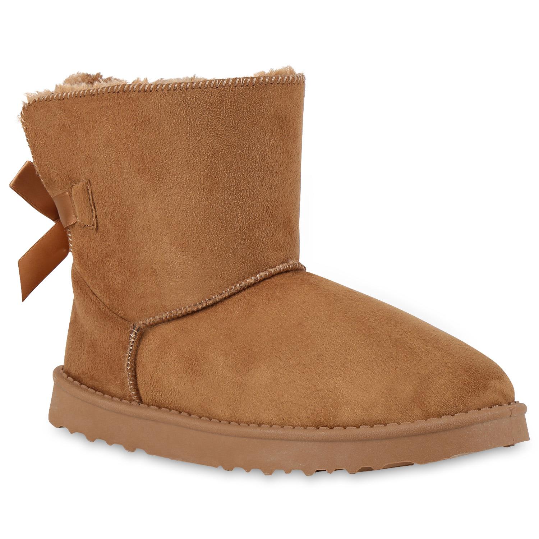 warm gef tterte damen stiefeletten schlupfstiefel boots. Black Bedroom Furniture Sets. Home Design Ideas