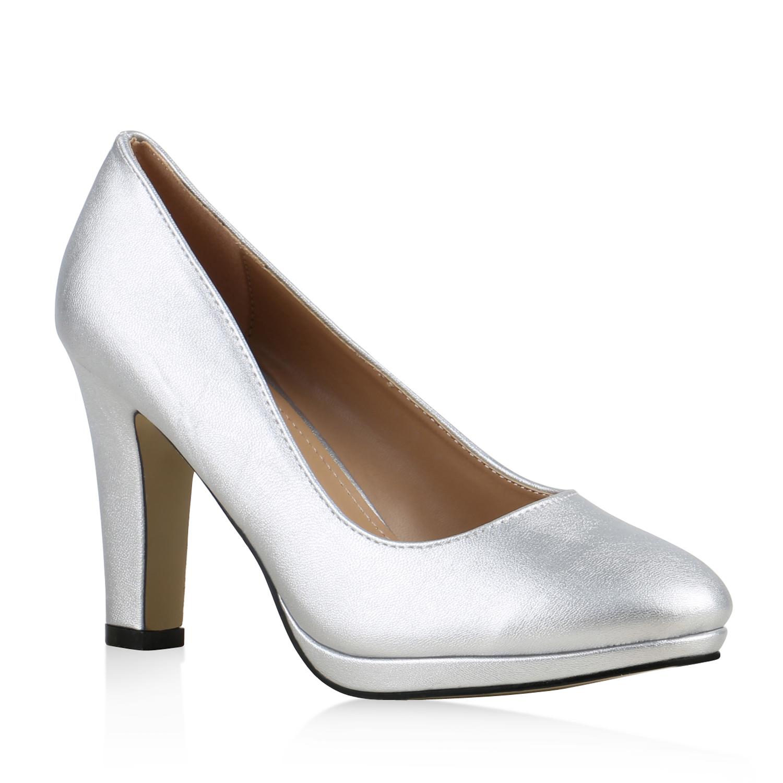 klassische damen pumps business high heels schuhe 813582 new look. Black Bedroom Furniture Sets. Home Design Ideas