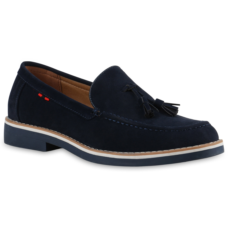 herren slipper tassel loafers quasten mokassins schuhe. Black Bedroom Furniture Sets. Home Design Ideas