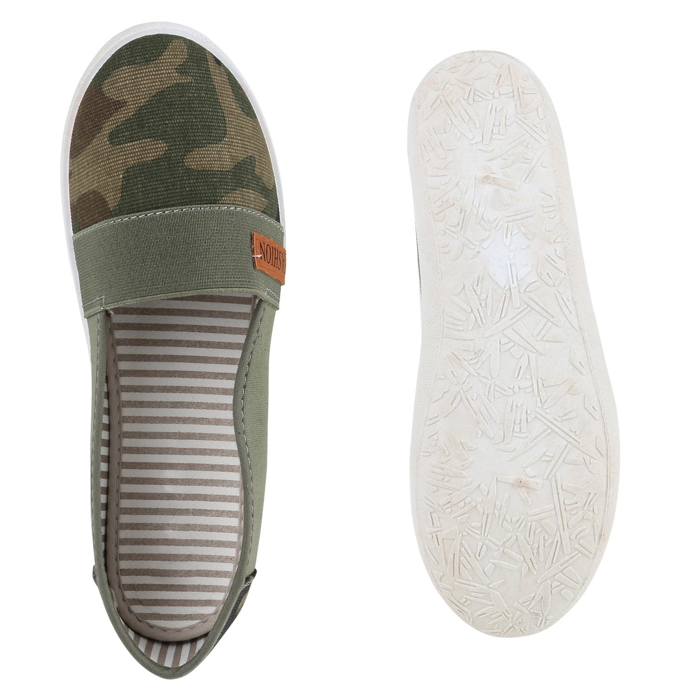 damen schuhe 140186 slipper camouflage 38 hot ebay. Black Bedroom Furniture Sets. Home Design Ideas