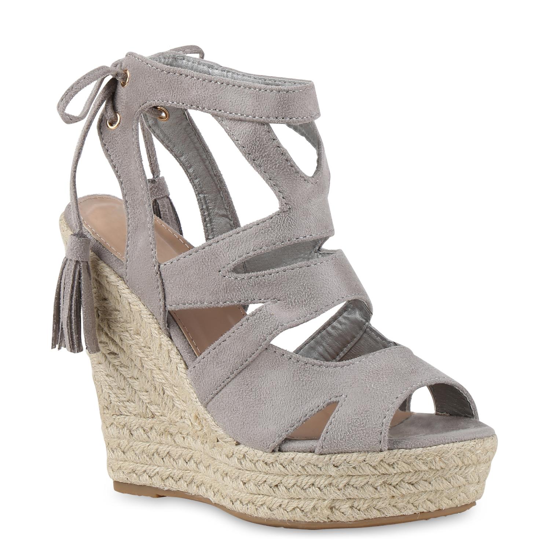 damen sandaletten bast keilabsatz espadrilles wedges schuhe 814638 new look. Black Bedroom Furniture Sets. Home Design Ideas