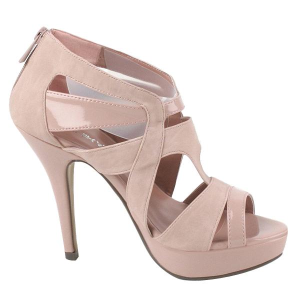 hot riemchen high heels damen pumps 93452 schuhe 35 41 ebay. Black Bedroom Furniture Sets. Home Design Ideas