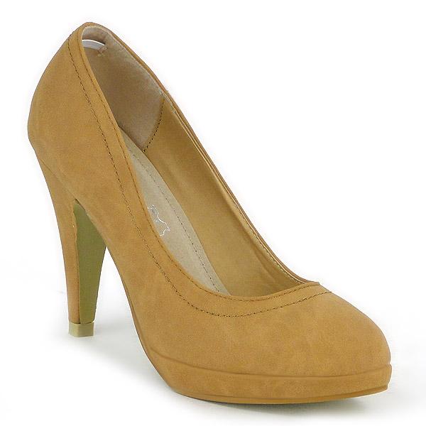 edle plateau high heels damen pumps 93849 schuhe 36 41 ebay. Black Bedroom Furniture Sets. Home Design Ideas