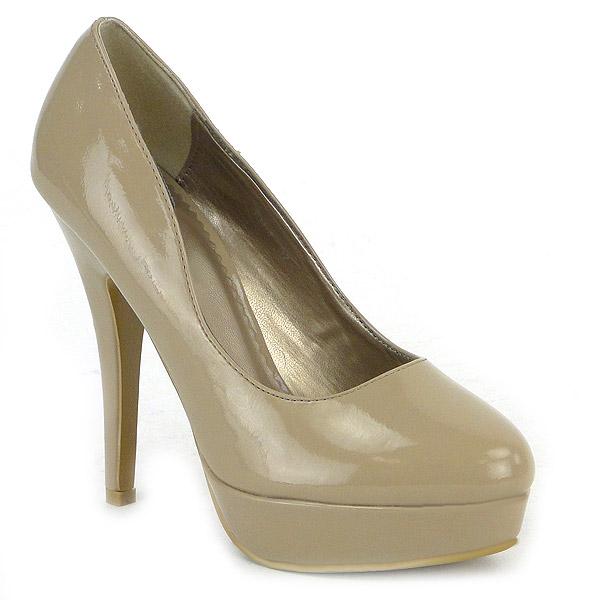 edle plateau high heels damen pumps 93899 schuhe 35 41 ebay. Black Bedroom Furniture Sets. Home Design Ideas