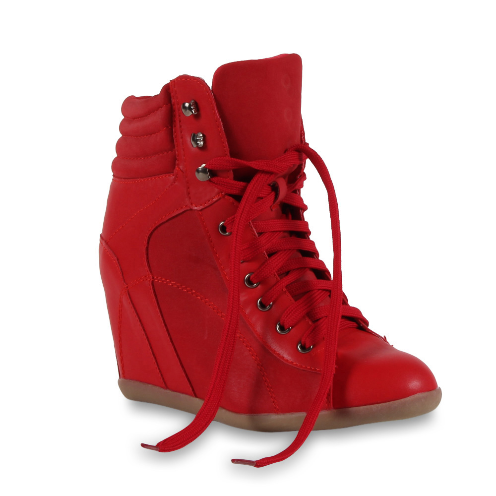 Ladies-Trainer-Wedge-94705-Shoes-Wedges-36-41 thumbnail 4
