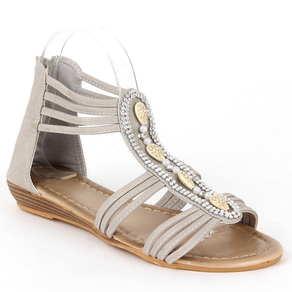 riemchen damen sandalen 97101 sommer schuhe 36 41 neu 2013 ebay. Black Bedroom Furniture Sets. Home Design Ideas