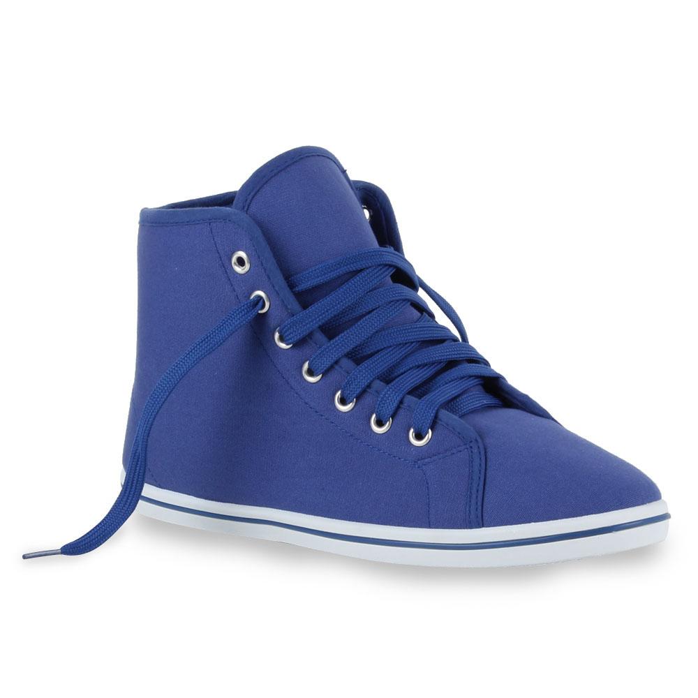 Sportliche-Herren-Sneakers-97286-Flach-Schnuerer-Schuhe-40-45-Mens-Special