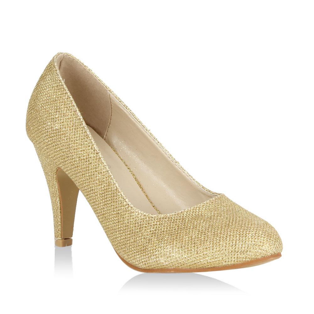 sexy party glitzer pumps glamour high heels schuhe 97963 gr 36 41 stylisch ebay. Black Bedroom Furniture Sets. Home Design Ideas