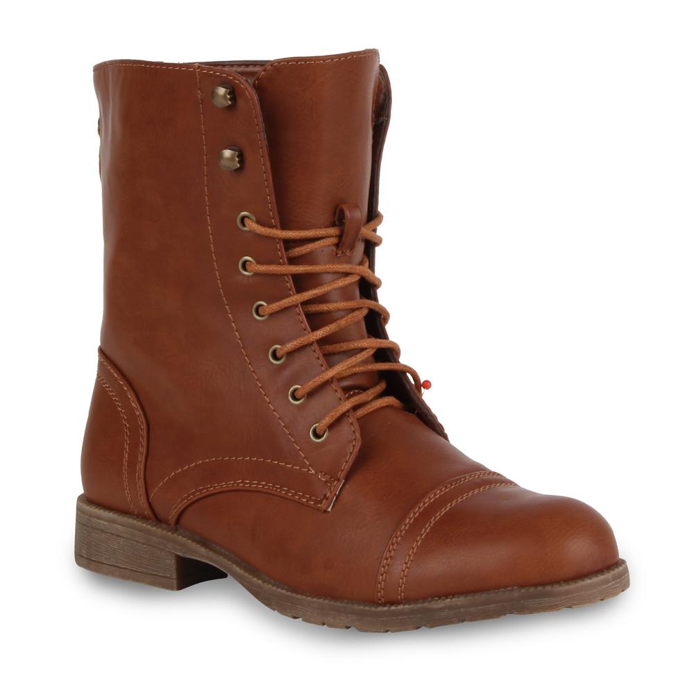 damen winter stiefeletten worker boots 99300 schuhe gr 36. Black Bedroom Furniture Sets. Home Design Ideas