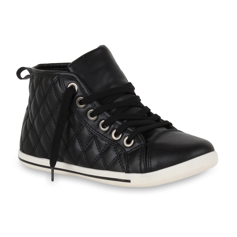 neu coole damen sneakers sportliche freizeit schuhe 198 154 gr 36 41 ebay. Black Bedroom Furniture Sets. Home Design Ideas