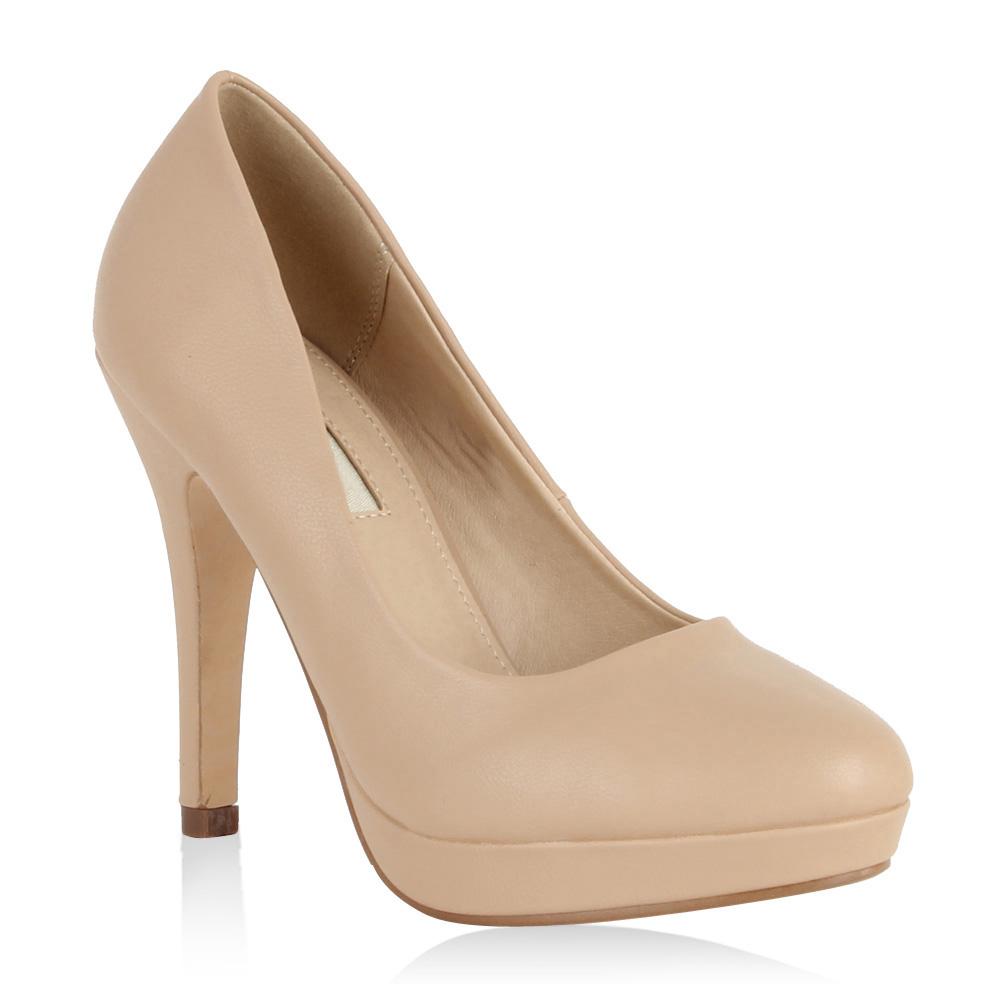 abendschuhe damen pumps party hochzeit high heels schuhe. Black Bedroom Furniture Sets. Home Design Ideas