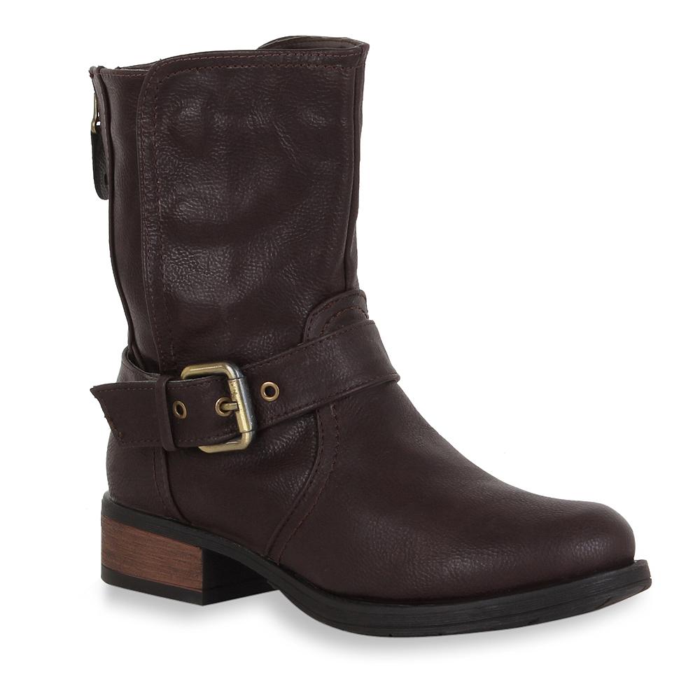 femmes bottes motard bottines simili cuir chaussures 98557. Black Bedroom Furniture Sets. Home Design Ideas