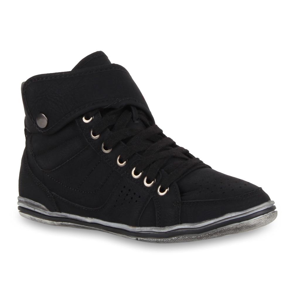 sportlich bequem damen sneakers schuhe 70216 helle sohle. Black Bedroom Furniture Sets. Home Design Ideas
