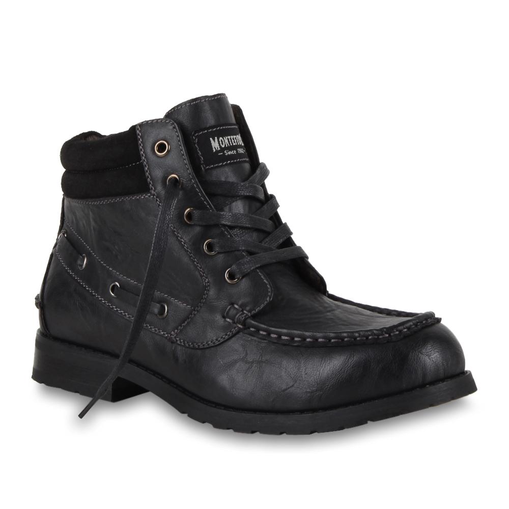 herren boots stiefel schn rer 99303 outdoor schuhe gr 40 45 mens special ebay. Black Bedroom Furniture Sets. Home Design Ideas