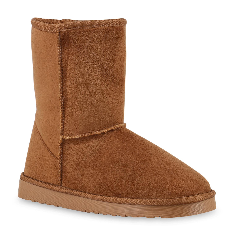 warme winter boots damen stiefel 94767 schuhe gr 36 41 ebay. Black Bedroom Furniture Sets. Home Design Ideas