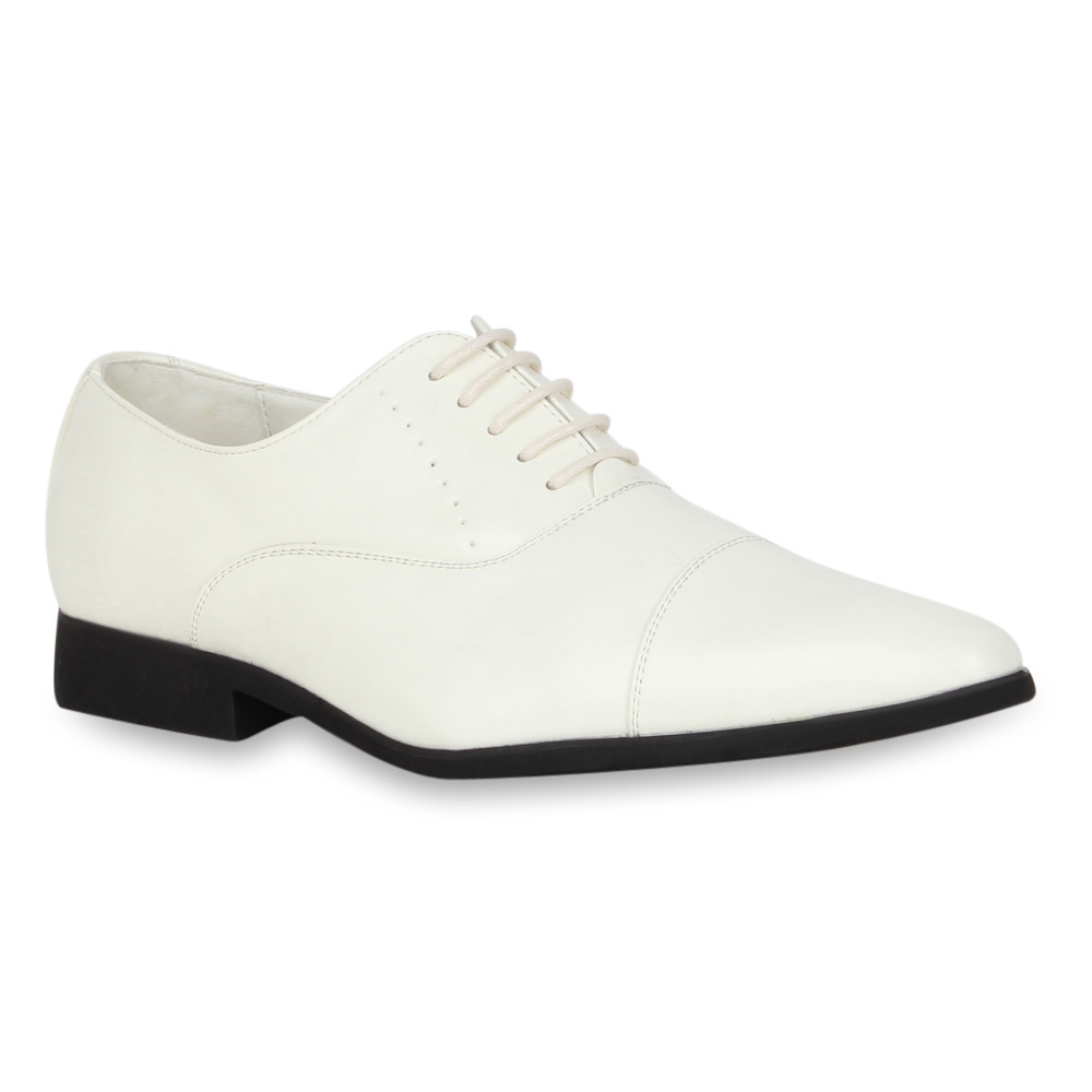 Herren-Business-Schuhe-Schnuerer-Halbschuhe-70405-Gr-40-45-Mens-Special