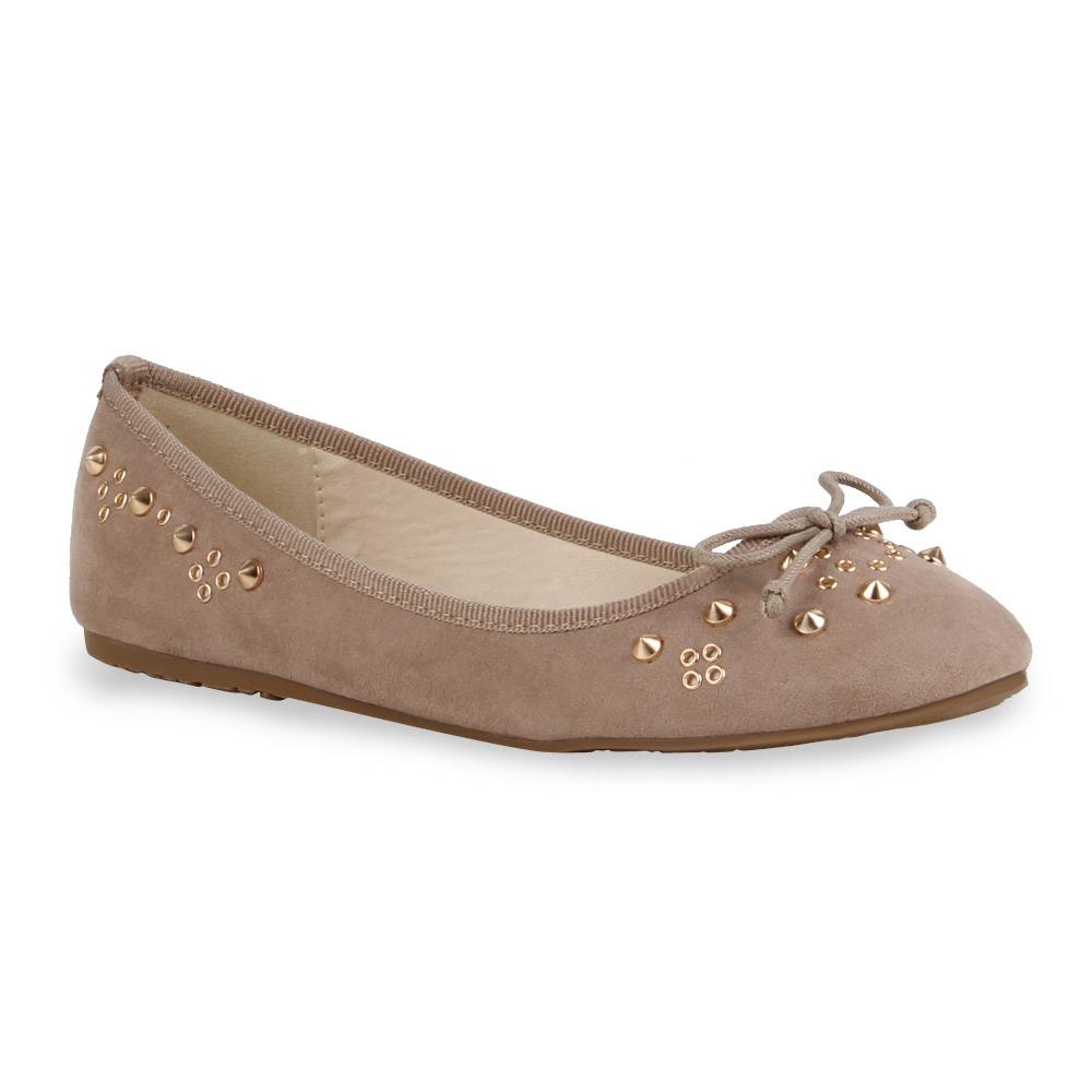Damen Slipper & Ballerinas & Sneakers Flache Schuhe 890115 Gr. 36-41 ...