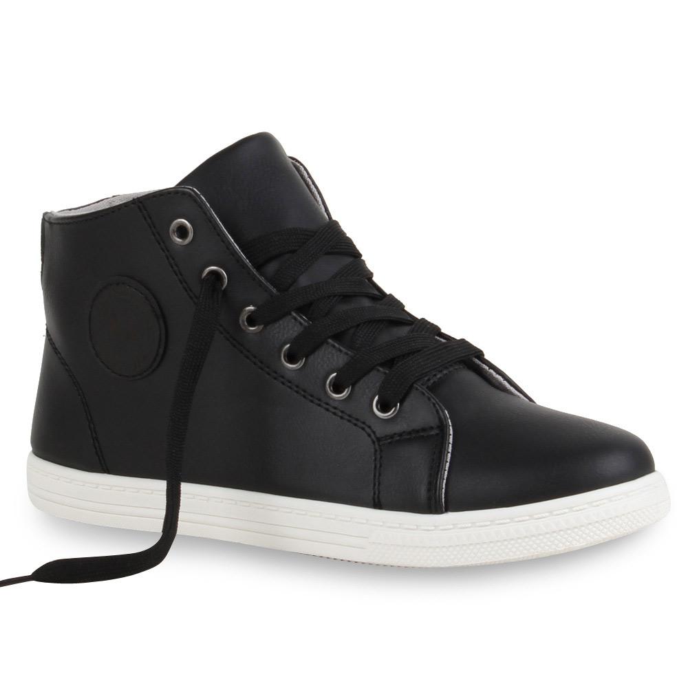 sportliche damen sneakers sportschuhe helle sohle 71158 gr 36 41 modatipp ebay. Black Bedroom Furniture Sets. Home Design Ideas