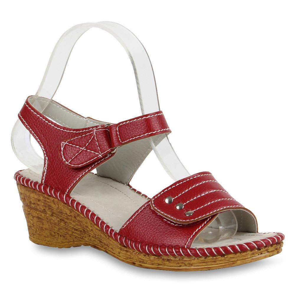 bequeme damen sandalen komfort schuhe 71277 hausschuhe gr 36 41 modatipp ebay. Black Bedroom Furniture Sets. Home Design Ideas
