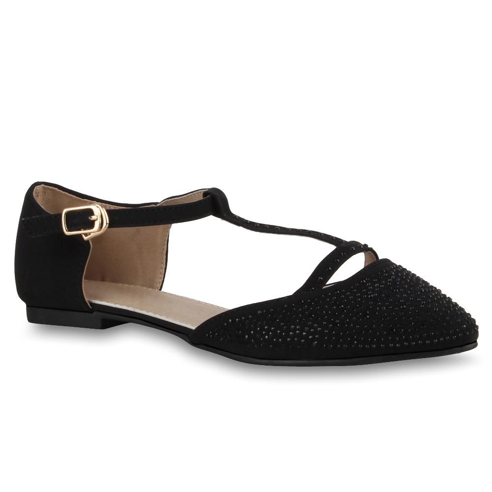 geschlossene damen sandalen spitze sommer schuhe 71434 flats strass new look ebay. Black Bedroom Furniture Sets. Home Design Ideas