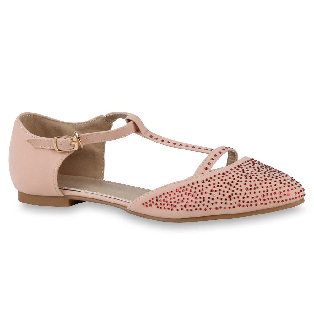 geschlossene damen sandalen spitze sommer schuhe 71434 flats strass modatipp ebay
