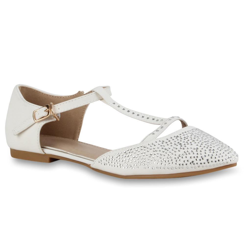 geschlossene damen sandalen spitze sommer schuhe 71434 flats strass modatipp ebay. Black Bedroom Furniture Sets. Home Design Ideas