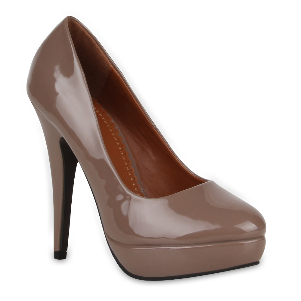 Sexy-Plateau-High-Heels-Damen-Pumps-viele-Farben-93271-New-Look
