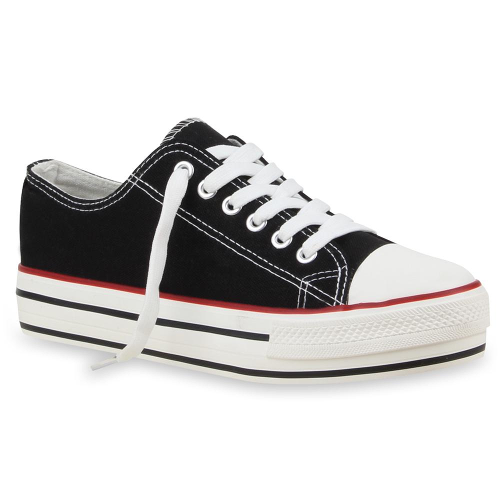 damen plateau sneakers sportschuhe 90 39 s style schuhe 73105. Black Bedroom Furniture Sets. Home Design Ideas