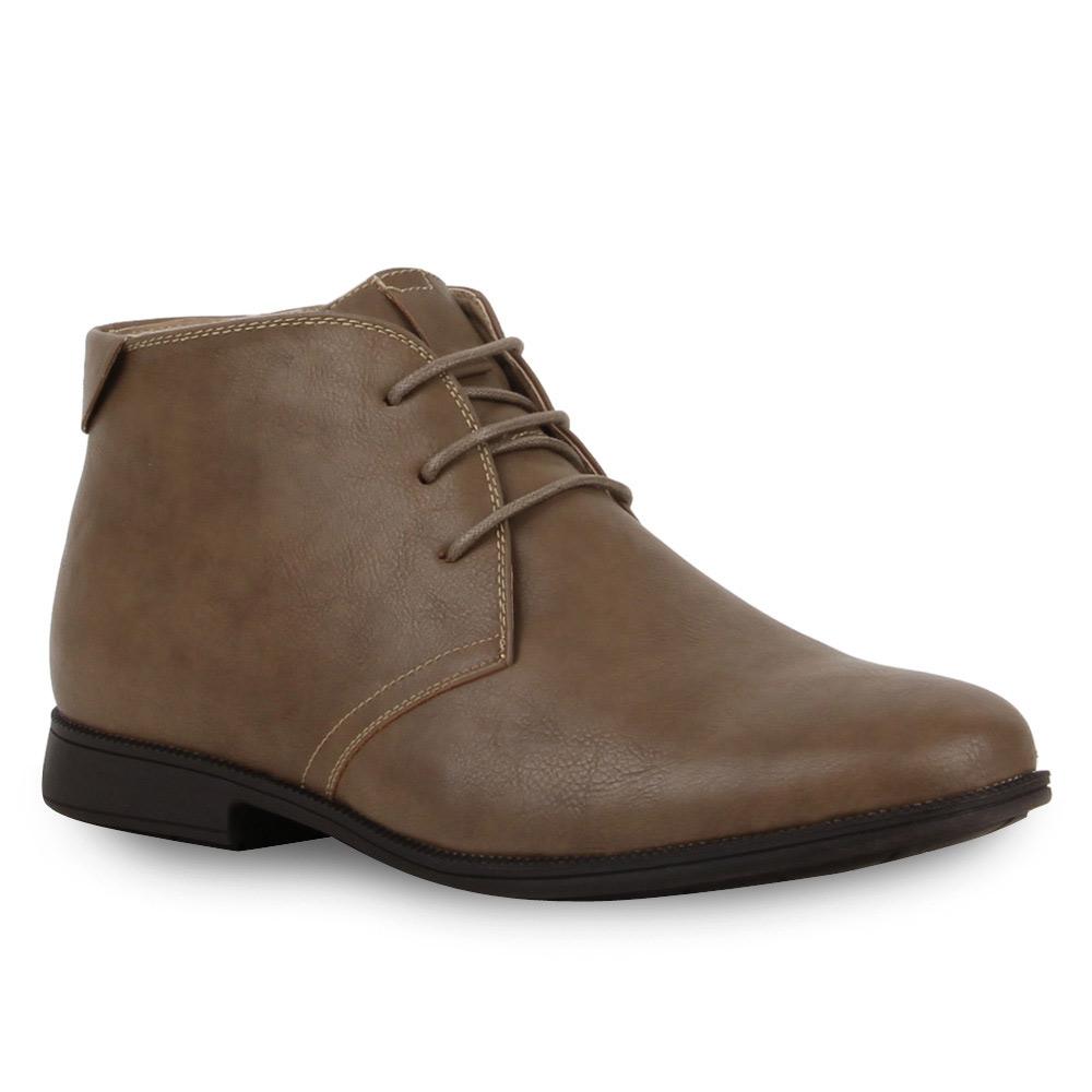 herren worker boots derbe stiefel lederoptik schuhe 99612 gr 40 45 mens special ebay. Black Bedroom Furniture Sets. Home Design Ideas