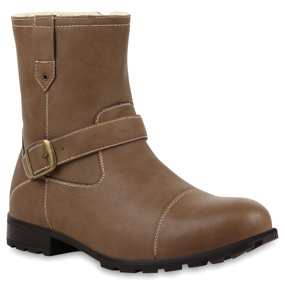 boots herren stiefel stiefelette 95334 schuhe gr 40 45 top ebay. Black Bedroom Furniture Sets. Home Design Ideas