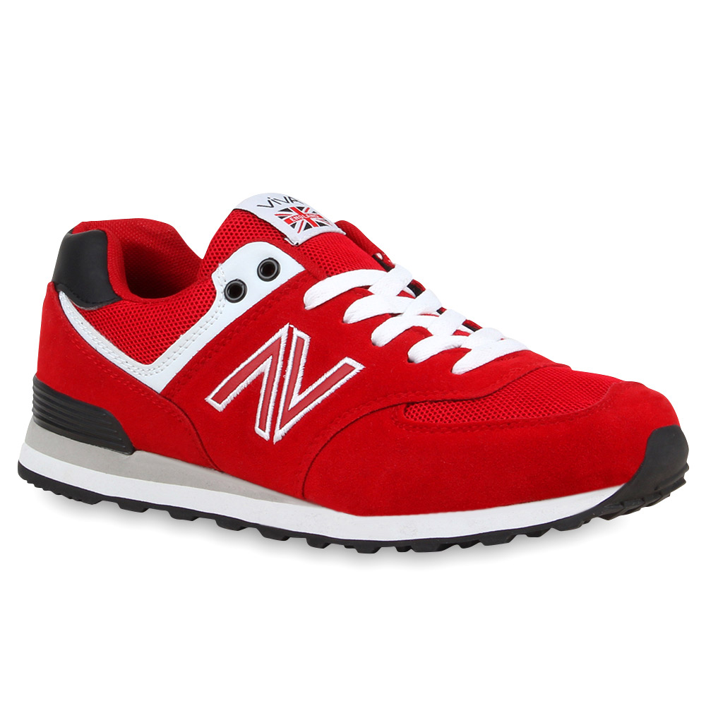 Herren Sportschuhe Runners Laufschuhe Sneakers 74724 Trendy