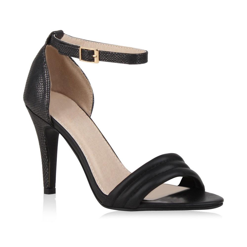 damen sandaletten glitzer high heels stilettos pastell. Black Bedroom Furniture Sets. Home Design Ideas