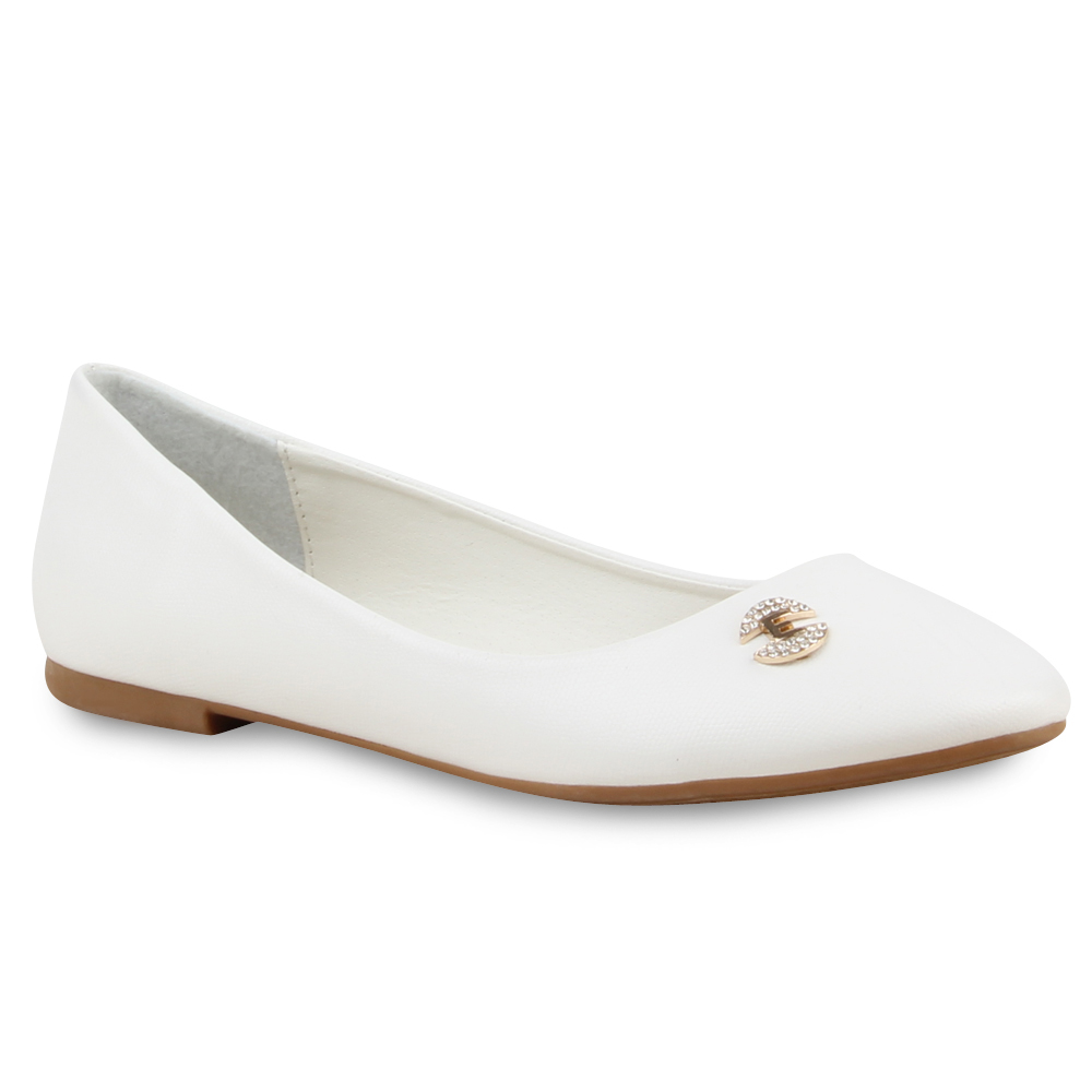 spitze damen ballerinas pastell flats slipper strass 74878 top ebay. Black Bedroom Furniture Sets. Home Design Ideas