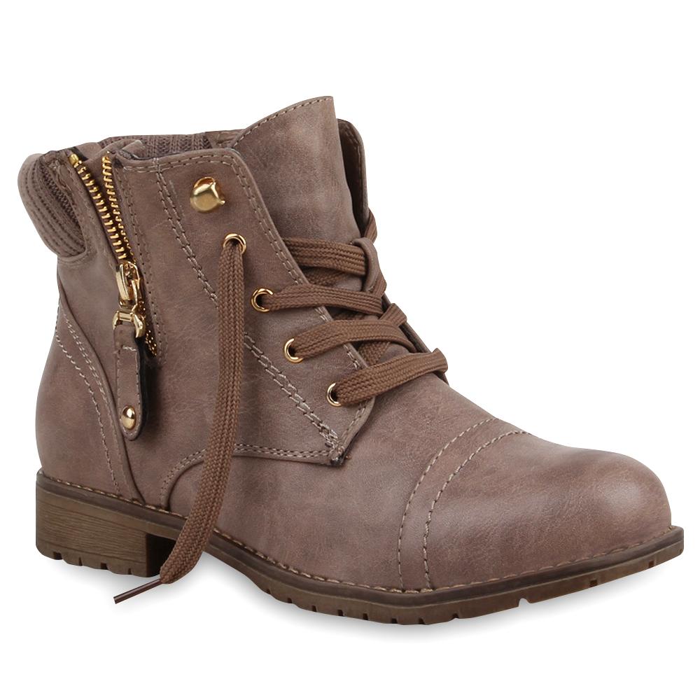 damen stiefeletten boots schn rstiefeletten zipper schuhe 75342 new look ebay. Black Bedroom Furniture Sets. Home Design Ideas