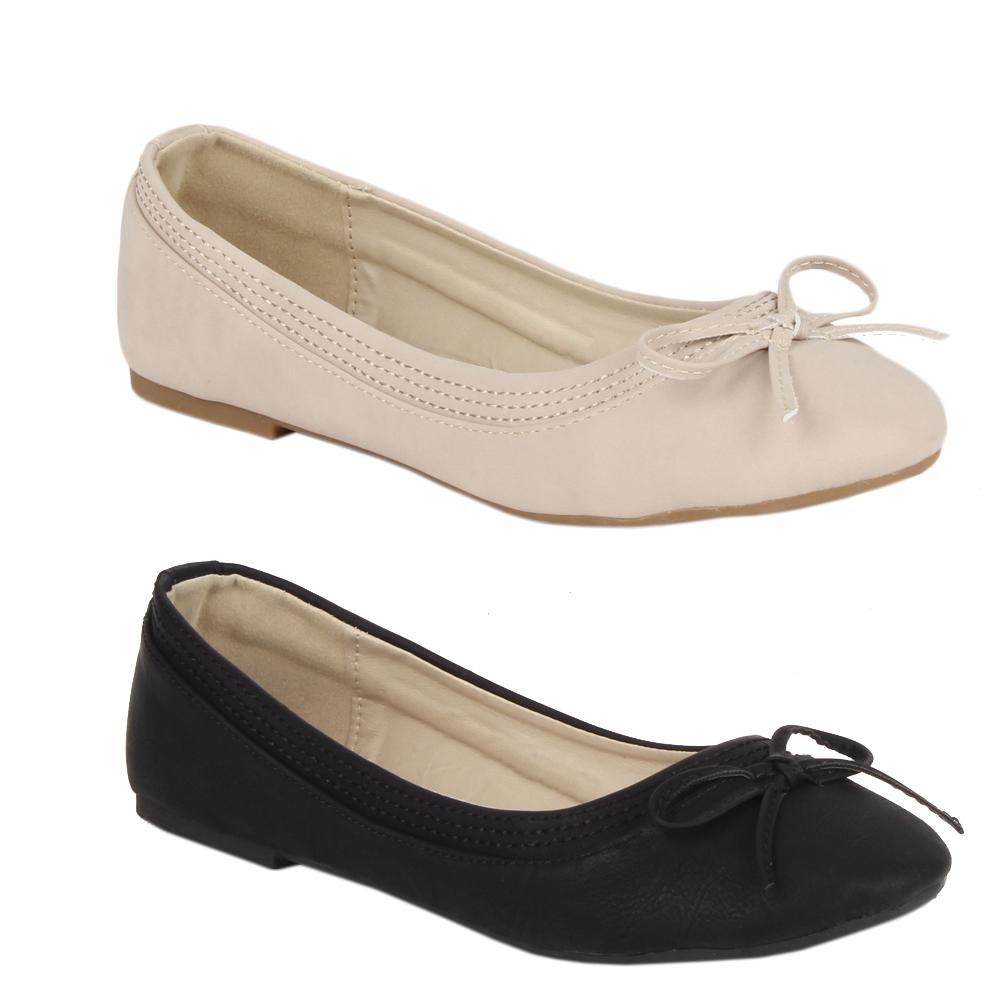 sommer ballerinas 99268 damen halb schuhe gr e slipper 35 42 ebay. Black Bedroom Furniture Sets. Home Design Ideas