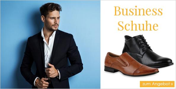 Herren Business Schuhe